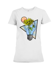 FLOWER Premium Fit Ladies Tee thumbnail