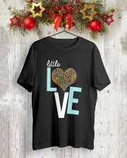 LITTLE LOVE Classic T-Shirt lifestyle-holiday-crewneck-front-2
