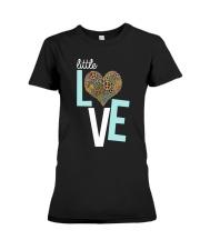LITTLE LOVE Premium Fit Ladies Tee thumbnail