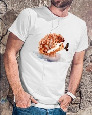 BUTTERFLY Classic T-Shirt lifestyle-mens-crewneck-front-4