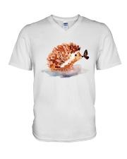 BUTTERFLY V-Neck T-Shirt thumbnail