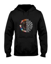 Believe In Rock And Roll  Hooded Sweatshirt thumbnail
