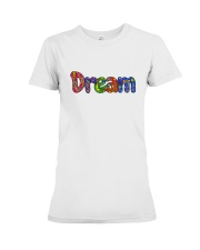 DREAM Premium Fit Ladies Tee thumbnail