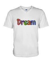 DREAM V-Neck T-Shirt thumbnail