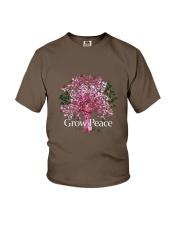 Grow Peace Youth T-Shirt thumbnail