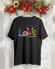 Love One Another  Premium Fit Mens Tee lifestyle-holiday-crewneck-front-2