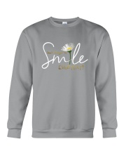 DON'T FORGET TO SMILE EVERYDAY Crewneck Sweatshirt thumbnail