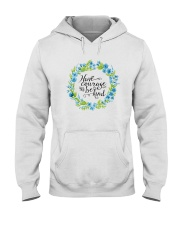 HAVE COURAGE AND BE KIND Hooded Sweatshirt thumbnail