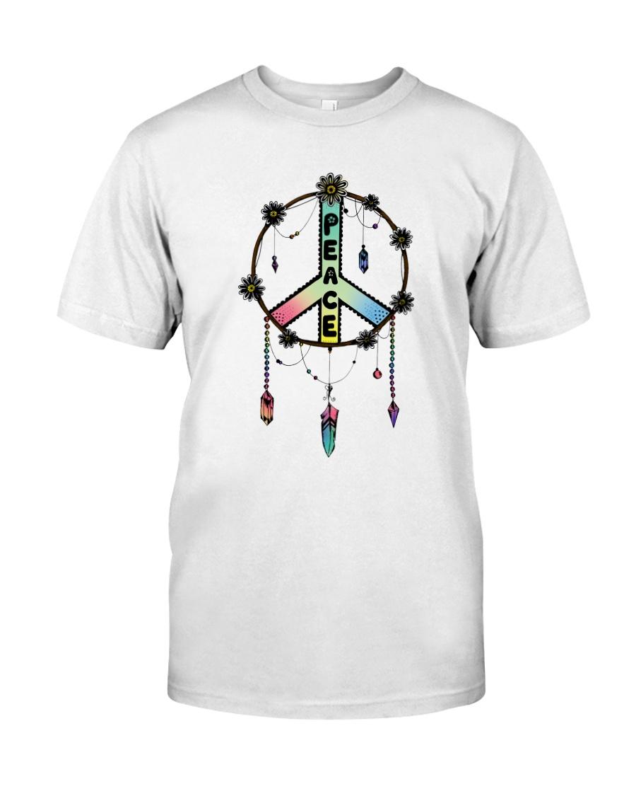 Peace Paiting Classic T-Shirt