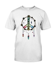 Peace Paiting Classic T-Shirt front
