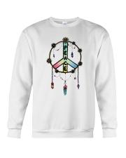 Peace Paiting Crewneck Sweatshirt thumbnail