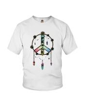Peace Paiting Youth T-Shirt thumbnail