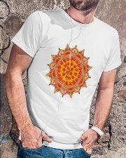 MANDALA 5 Classic T-Shirt lifestyle-mens-crewneck-front-4