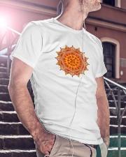 MANDALA 5 Classic T-Shirt lifestyle-mens-crewneck-front-5