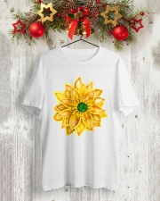 FLOWER Classic T-Shirt lifestyle-holiday-crewneck-front-2