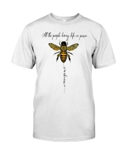 Imagine 2 Classic T-Shirt front
