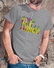 BELIEVE Classic T-Shirt lifestyle-mens-crewneck-front-4