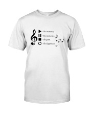 The moments Classic T-Shirt front