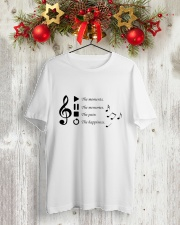 The moments Classic T-Shirt lifestyle-holiday-crewneck-front-2