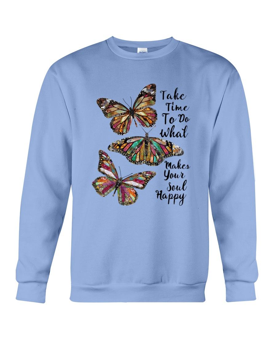 BUTTERFLY Crewneck Sweatshirt