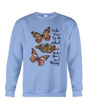 BUTTERFLY Crewneck Sweatshirt front
