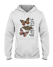 BUTTERFLY Hooded Sweatshirt thumbnail