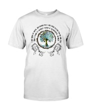 What a wonderful world 1 Classic T-Shirt front