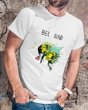 BEE KIND  Classic T-Shirt lifestyle-mens-crewneck-front-4