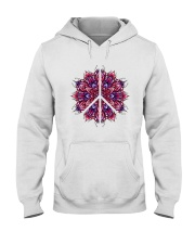 FLOWER Hooded Sweatshirt thumbnail