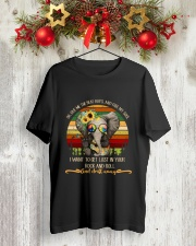 Give Me The Beat Boys  Classic T-Shirt lifestyle-holiday-crewneck-front-2