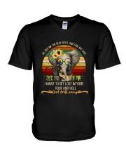 Give Me The Beat Boys  V-Neck T-Shirt thumbnail