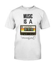 VOICE OF SOUL Classic T-Shirt front