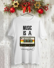 VOICE OF SOUL Classic T-Shirt lifestyle-holiday-crewneck-front-2