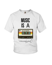 VOICE OF SOUL Youth T-Shirt thumbnail