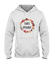 POWER GIRL Hooded Sweatshirt thumbnail