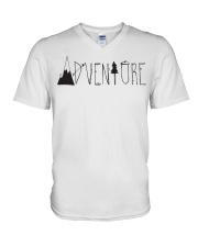 CAMPING ADVENTURE V-Neck T-Shirt thumbnail