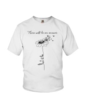 There Will Be An Answer  Youth T-Shirt thumbnail