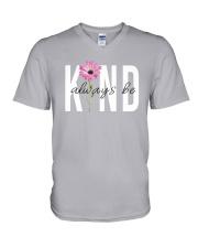 ALWAYS BE KIND V-Neck T-Shirt thumbnail