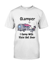 Glamper Classic T-Shirt front