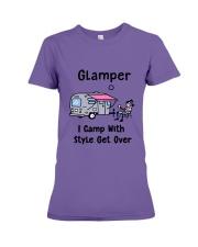 Glamper Premium Fit Ladies Tee thumbnail