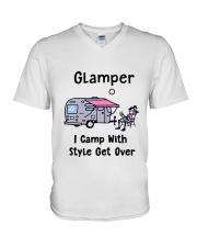 Glamper V-Neck T-Shirt thumbnail