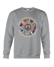 PEACE ROCK Crewneck Sweatshirt thumbnail