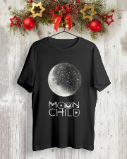 MOON CHILD Classic T-Shirt lifestyle-holiday-crewneck-front-2