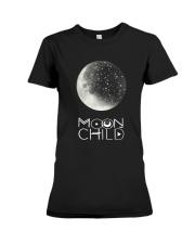 MOON CHILD Premium Fit Ladies Tee thumbnail