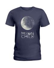 MOON CHILD Ladies T-Shirt thumbnail