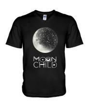 MOON CHILD V-Neck T-Shirt thumbnail