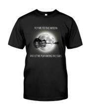 Fly Me To The Moon Classic T-Shirt front