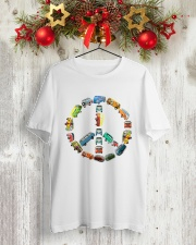 HIPPIE CAR Classic T-Shirt lifestyle-holiday-crewneck-front-2