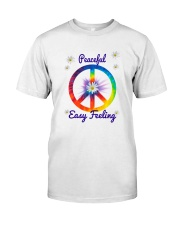 Peace Love Music Premium Fit Mens Tee thumbnail
