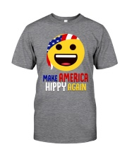 MAKE AMERICA HIPPY AGAIN Classic T-Shirt front